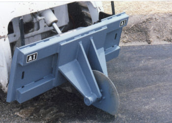 Skid Steer Asphalt Cutter