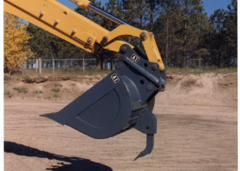 Backhoe Bucket Ripper