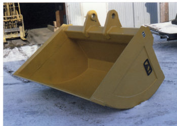 Heavy Duty Ditch Clean-Up and Grading Bucket
