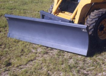 Hydraulic Tilt Backfill Grading Blade for Backhoe