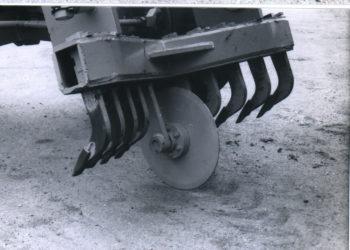 Heavy Duty Scarifier Mount 18″