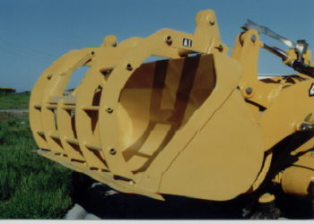 Wheel Loader Grapple – Extreme Service